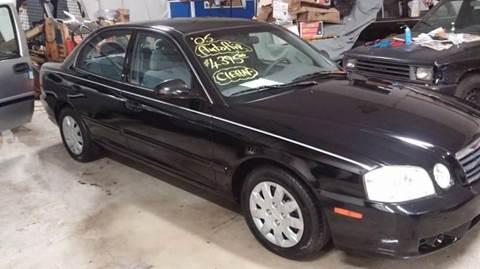 2005 Kia Optima for sale in Miamisburg, OH