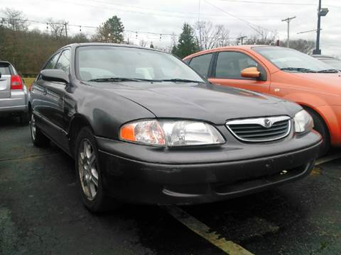 2000 Mazda 626 For Sale In Miamisburg, OH