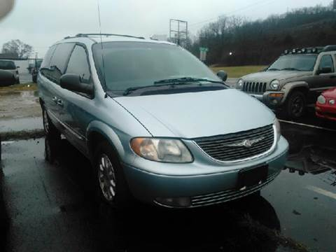 2001 Chrysler Town and Country for sale in Miamisburg, OH