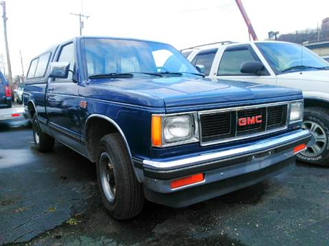 1988 GMC S-15 for sale in Miamisburg, OH
