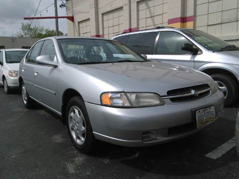 1998 Nissan Altima For Sale In Miamisburg, OH