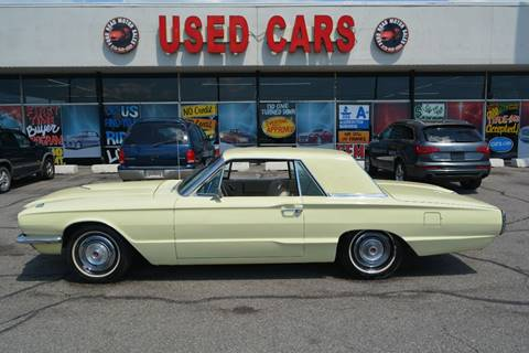 1966 Ford Thunderbird for sale in Dearborn, MI