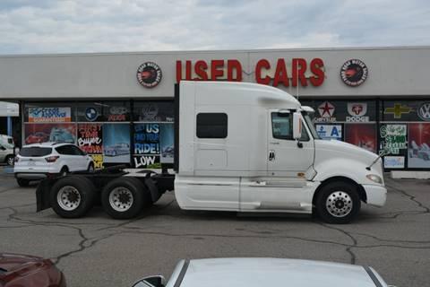 2009 International SLEEPER for sale in Dearborn, MI