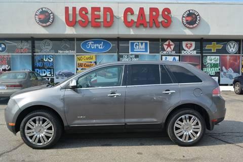 2010 Lincoln MKX for sale in Dearborn, MI