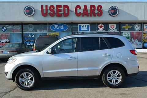 2011 Hyundai Santa Fe for sale in Dearborn, MI