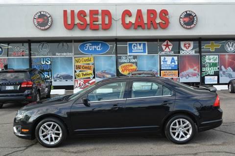 2011 Ford Fusion for sale in Dearborn, MI
