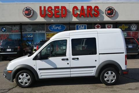 2010 Ford Transit Connect for sale in Dearborn, MI