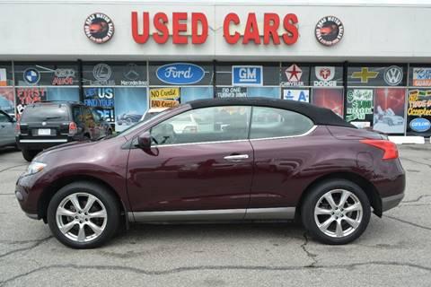 2014 Nissan Murano CrossCabriolet for sale in Dearborn, MI