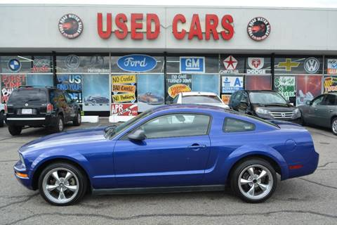 2005 Ford Mustang for sale in Dearborn, MI