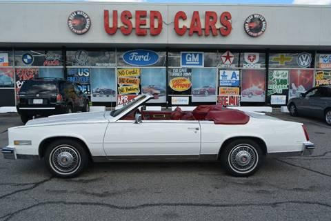 1984 Cadillac Eldorado for sale in Dearborn, MI