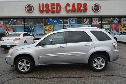 2005 Chevrolet Equinox for sale in Dearborn, MI