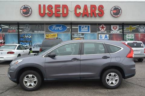 2015 Honda CR-V for sale in Dearborn, MI