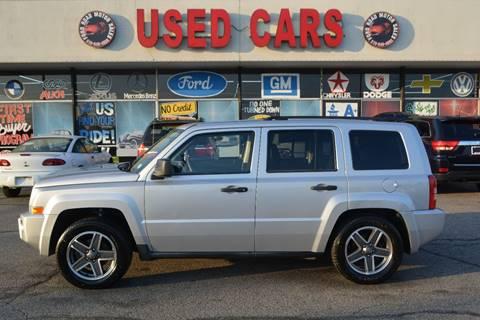 2008 Jeep Patriot for sale in Dearborn, MI