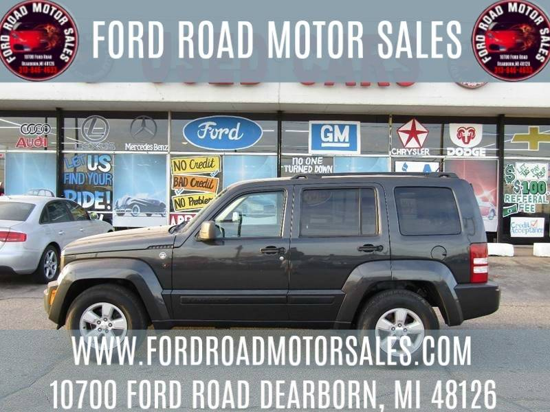 Perfect 2010 Jeep Liberty For Sale At Ford Road Motor Sales In Dearborn MI
