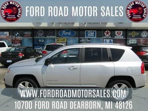 2013 Jeep Compass for sale in Dearborn, MI