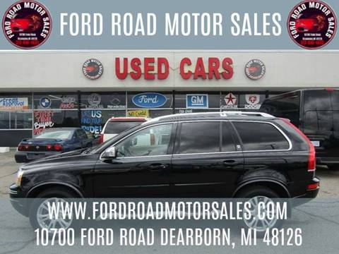 2013 Volvo XC90 for sale in Dearborn, MI