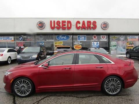 2013 Lincoln Mkz For Sale >> Lincoln Mkz For Sale In Dearborn Mi Ford Road Motor Sales