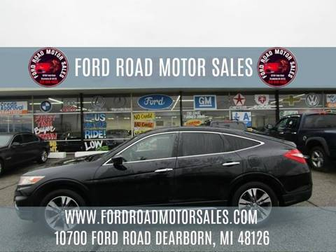 2013 Honda Crosstour for sale in Dearborn, MI