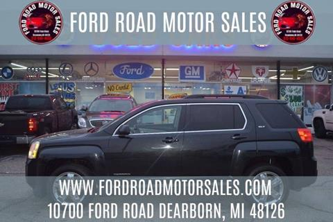 2012 GMC Terrain for sale in Dearborn, MI
