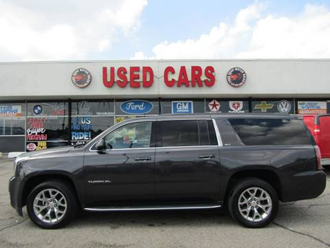 2015 GMC Yukon XL for sale in Dearborn, MI