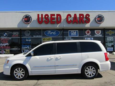 2011 Chrysler Town and Country for sale in Dearborn, MI
