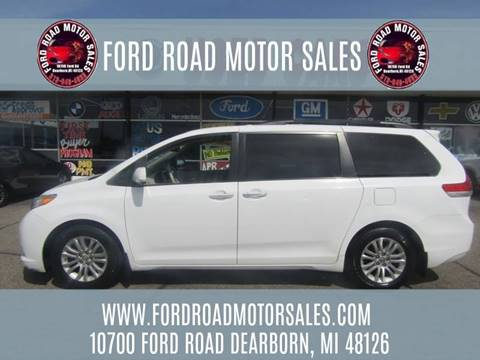 Ford Road Auto Sales >> Toyota For Sale In Dearborn Mi Ford Road Motor Sales