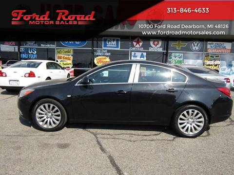 2011 Buick Regal for sale at Ford Road Motor Sales in Dearborn MI