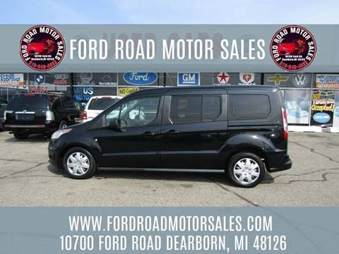 2014 Ford Transit Connect Wagon for sale in Dearborn, MI