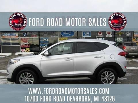2018 Hyundai Tucson for sale in Dearborn, MI