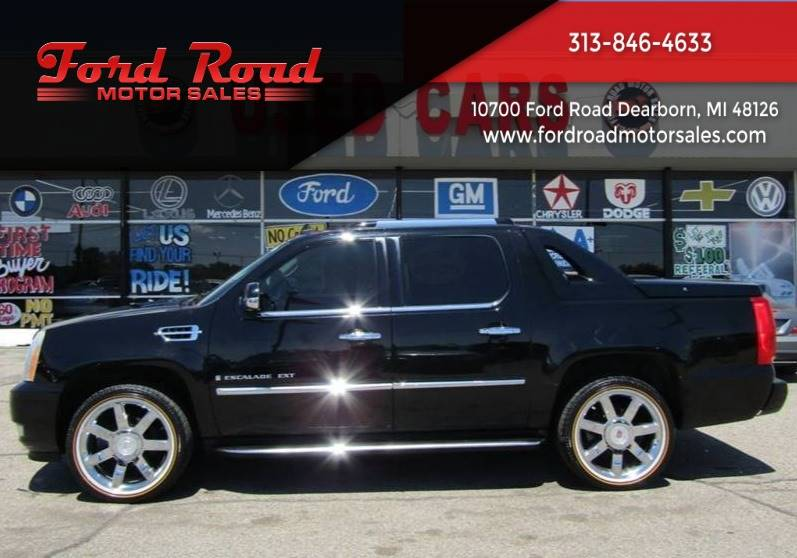 2008 Cadillac Escalade EXT for sale at Ford Road Motor Sales in Dearborn MI