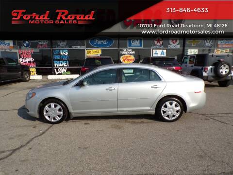 2012 Chevrolet Malibu for sale at Ford Road Motor Sales in Dearborn MI