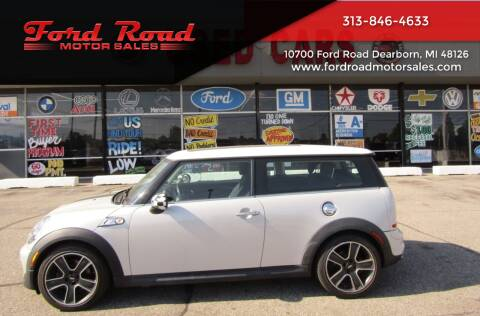 2012 MINI Cooper Clubman for sale at Ford Road Motor Sales in Dearborn MI