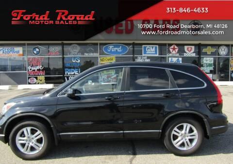 2011 Honda CR-V for sale at Ford Road Motor Sales in Dearborn MI