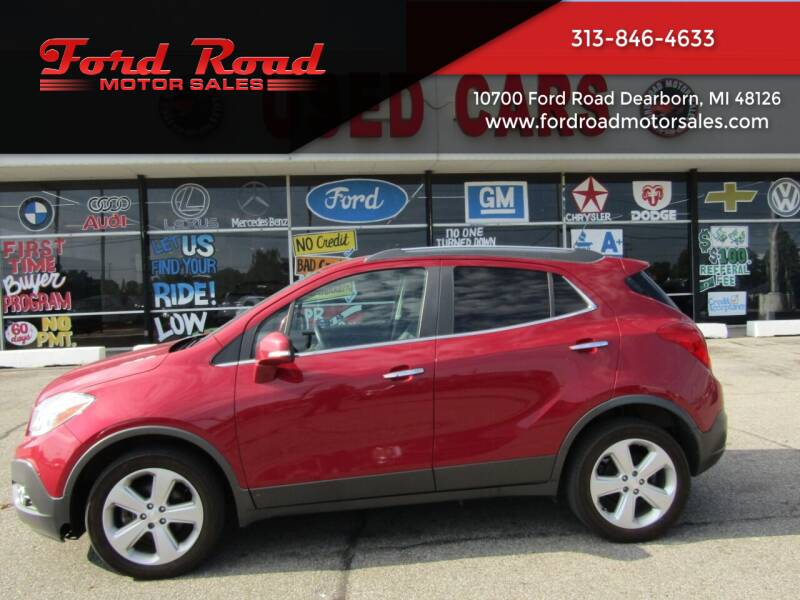 2015 Buick Encore for sale at Ford Road Motor Sales in Dearborn MI