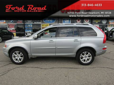 2013 Volvo XC90 for sale at Ford Road Motor Sales in Dearborn MI
