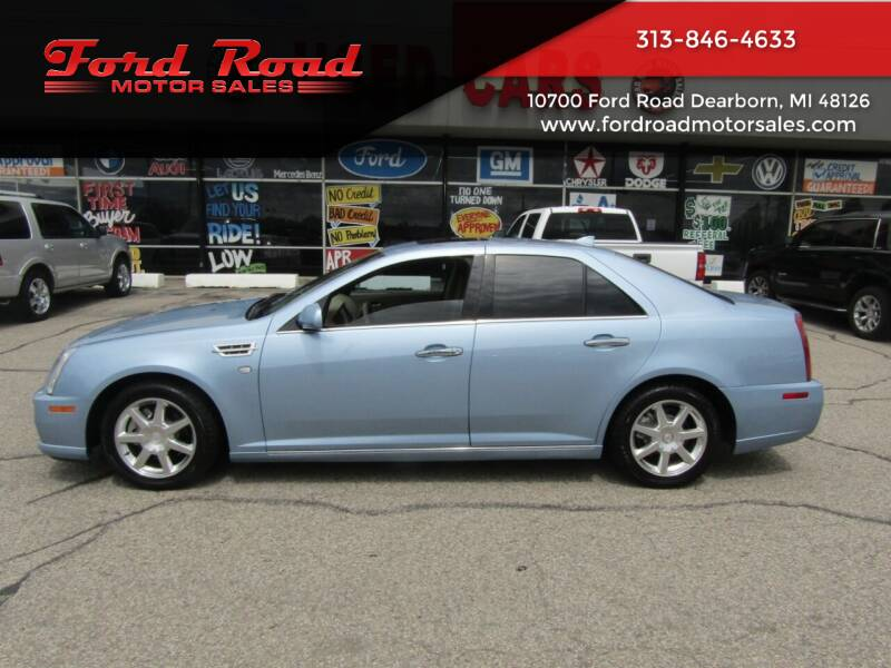 2011 Cadillac STS for sale at Ford Road Motor Sales in Dearborn MI