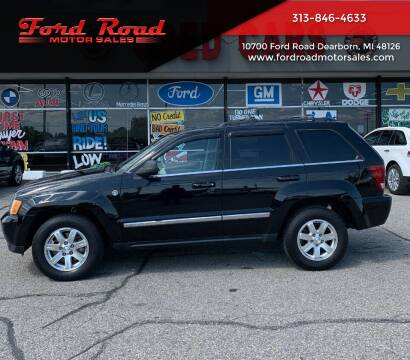 2008 Jeep Grand Cherokee for sale at Ford Road Motor Sales in Dearborn MI