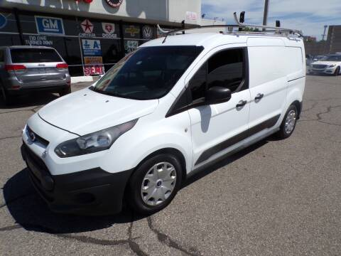 2015 Ford Transit Connect Cargo for sale at Ford Road Motor Sales in Dearborn MI