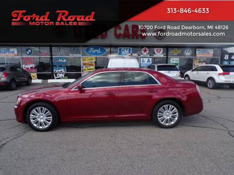 2014 Chrysler 300 for sale at Ford Road Motor Sales in Dearborn MI