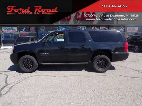 2012 GMC Yukon XL for sale at Ford Road Motor Sales in Dearborn MI