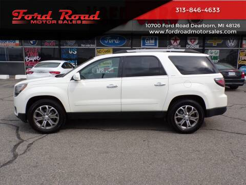 2015 GMC Acadia for sale at Ford Road Motor Sales in Dearborn MI