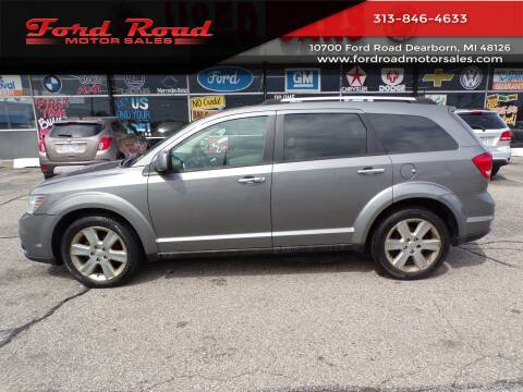 2012 Dodge Journey for sale at Ford Road Motor Sales in Dearborn MI