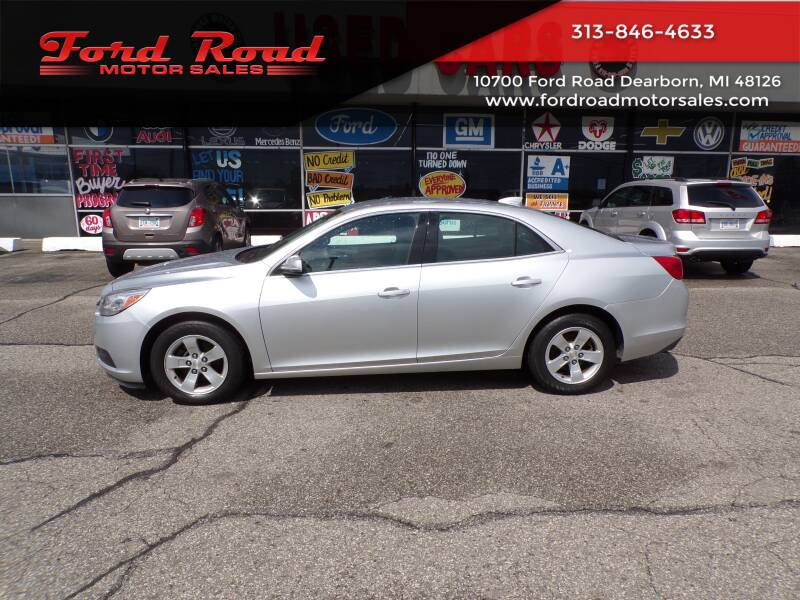 2016 Chevrolet Malibu Limited for sale at Ford Road Motor Sales in Dearborn MI