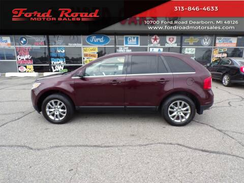 2011 Ford Edge for sale at Ford Road Motor Sales in Dearborn MI