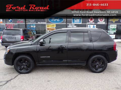 2014 Jeep Compass for sale at Ford Road Motor Sales in Dearborn MI