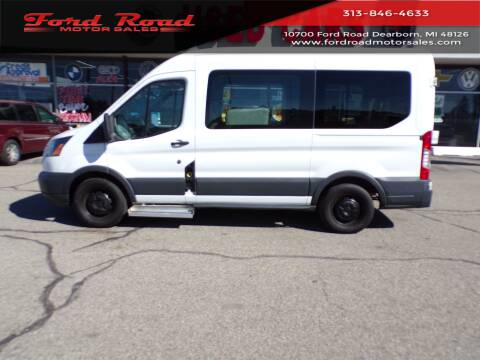 2016 Ford Transit Passenger for sale at Ford Road Motor Sales in Dearborn MI