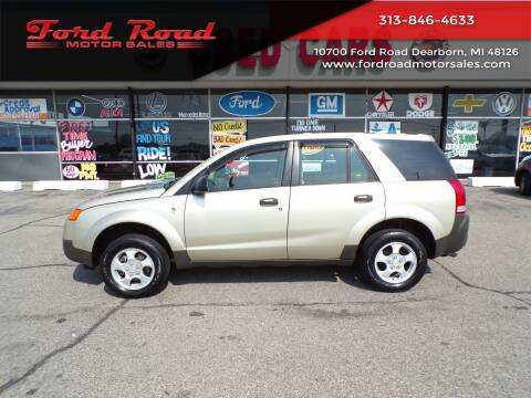2002 Saturn Vue for sale at Ford Road Motor Sales in Dearborn MI