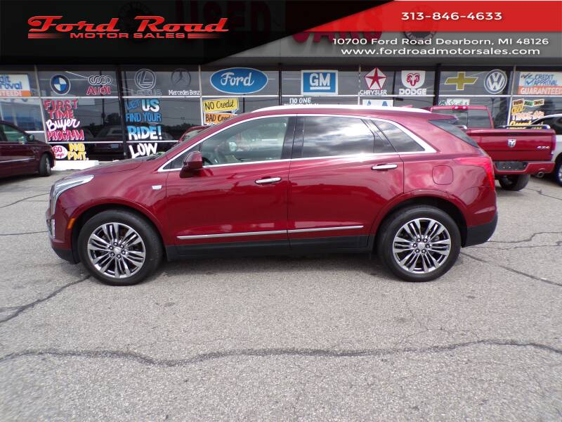 2017 Cadillac XT5 for sale at Ford Road Motor Sales in Dearborn MI