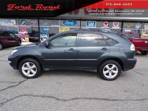 2005 Lexus RX 330 for sale at Ford Road Motor Sales in Dearborn MI