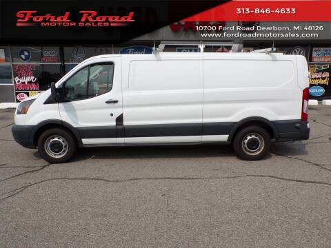 2015 Ford Transit Cargo for sale at Ford Road Motor Sales in Dearborn MI
